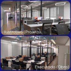 Empresa especializada em construção corporativa